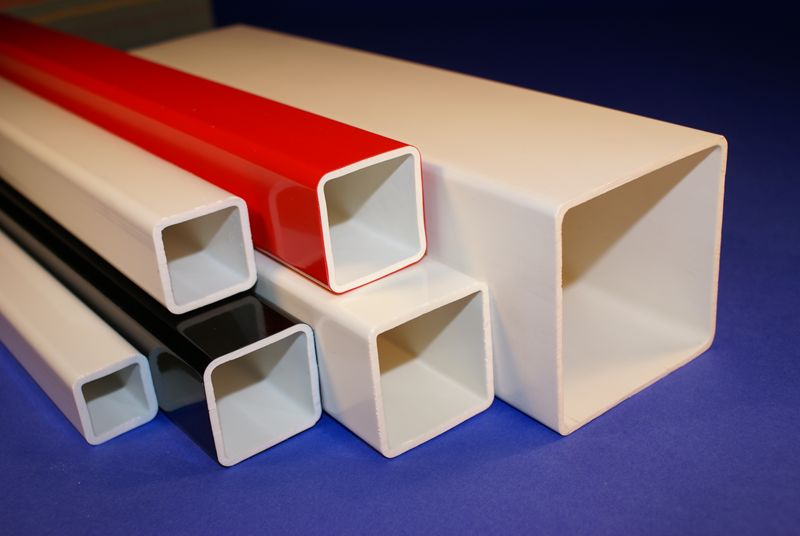 Furniture Grade Square Pvc Pipe Amp Tube On Available